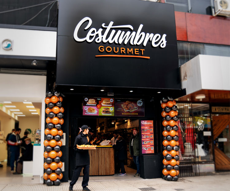 Costumbres Gourmet