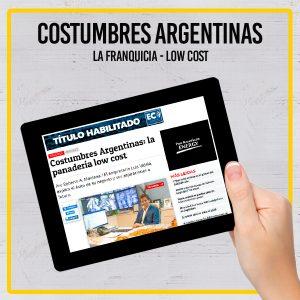 Costumbres Argentinas: la panadería low cost